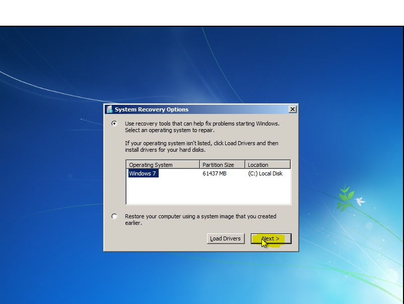 Reset Administrator password in Windows 7 | Customer